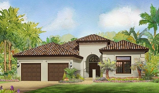 Palm Beach Gardens New Homes New Construction Home