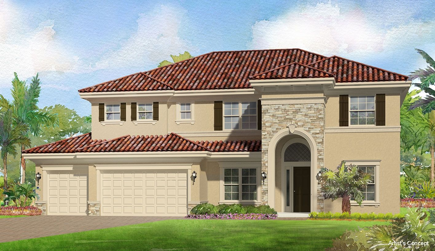 Single Family for Sale at Tres Belle Estates - Pine 6908 Se Pierre Circle Stuart, Florida 34997 United States