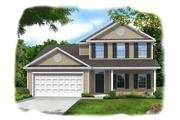 Walton - Saddle Club at Belmont Glen: Guyton, GA - Konter Quality Homes