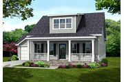 The Cumberland Cottage - Saddle Club at Belmont Glen: Guyton, GA - Konter Quality Homes