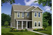 The Seabrook Cottage - Saddle Club at Belmont Glen: Guyton, GA - Konter Quality Homes