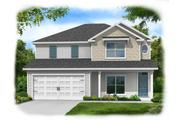 Franklin - Saddle Club at Belmont Glen: Guyton, GA - Konter Quality Homes