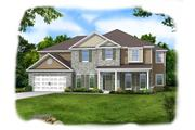 Oglethorpe - Saddle Club at Belmont Glen: Guyton, GA - Konter Quality Homes
