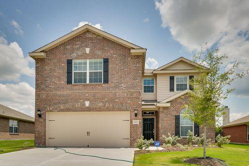 Foster Meadows by LGI Homes in San Antonio Texas
