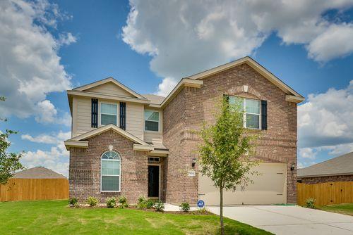 Sonterra by LGI Homes in Austin Texas