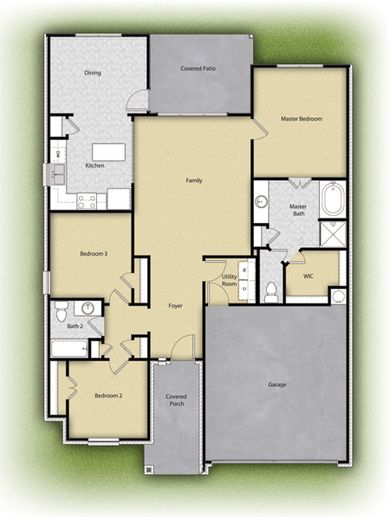 erie plan at presidential glen in manor 78653 by