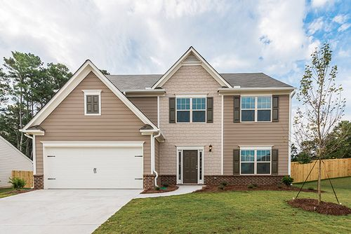 Sutherland by LGI Homes in Atlanta Georgia