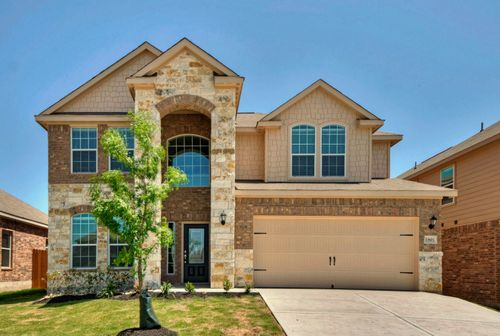 Presidential Glen by LGI Homes in Austin Texas