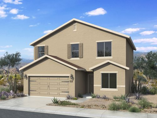 Sierra Ranch by LGI Homes in Albuquerque New Mexico