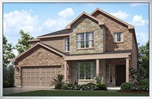 house for sale in Oak Hollow by LGI Homes