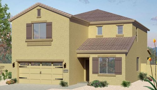 San Lucas by LGI Homes in Tucson Arizona