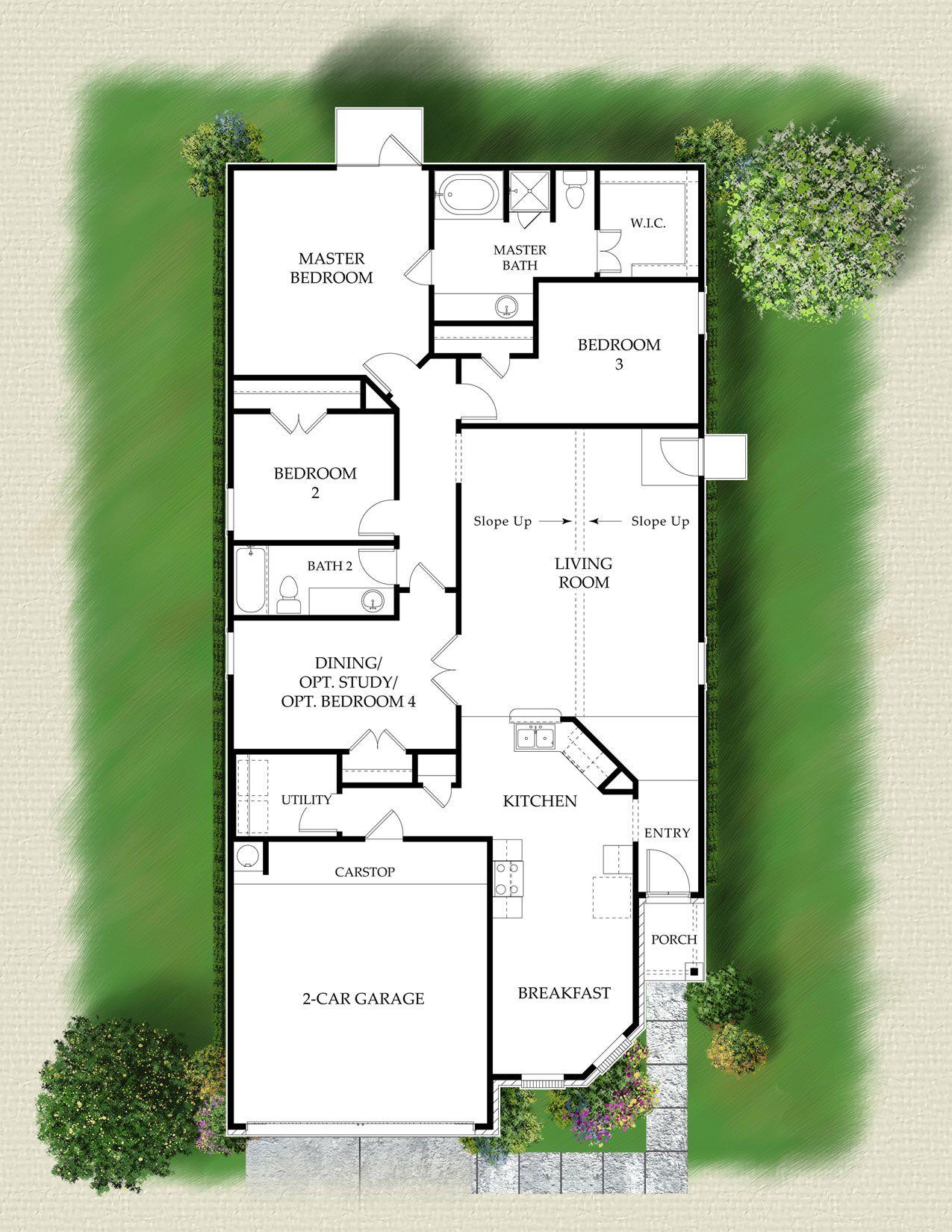 Lgi Homes Floor Plans West Meadows