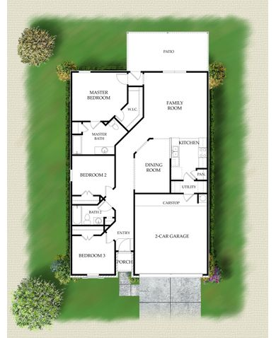 Trinity Plan by LGI Homes