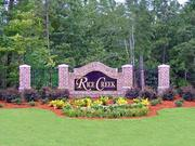 homes in Rice Creek by Lamar Smith Signature Homes