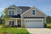 The Wilmington - Covington Pointe: Brunswick, GA - Lamar Smith Signature Homes