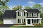 Augusta - Lost Plantation: Rincon, GA - Lamar Smith Signature Homes