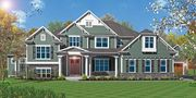 homes in Willow Creek Farms by Landmark Homes