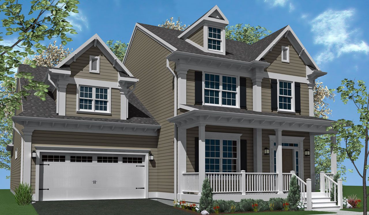 Brentwood home plan by landmark homes in available plans for Brentwood house plan