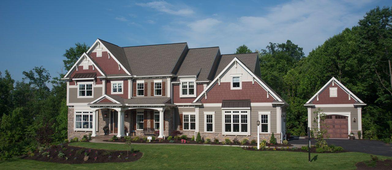 Home Builder and Custom Designer Landmark Homes