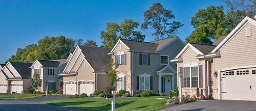 Carmella 55+ Living by Landmark Homes in Harrisburg Pennsylvania