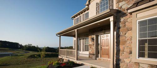 house for sale in Saddle Ridge Estates by Landmark Homes