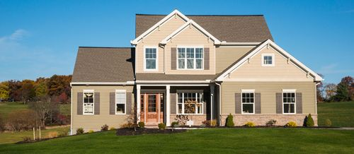 Sweetbriar 55+ by Landmark Homes in Harrisburg Pennsylvania