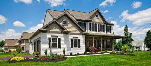Valley Chase by Landmark Homes in Lancaster Pennsylvania