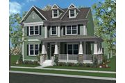 The Oakville - Home Towne Square: Ephrata, PA - Landmark Homes