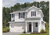 Magnolia w/Dining Bump - Harmony: Pooler, GA - Landmark 24 Homes