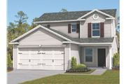 Montgomery - The Villages at Palmetto Pointe: Bluffton, SC - Landmark 24 Homes