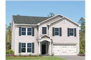 Spring Mountain - Willow Point: Pooler, GA - Landmark 24 Homes