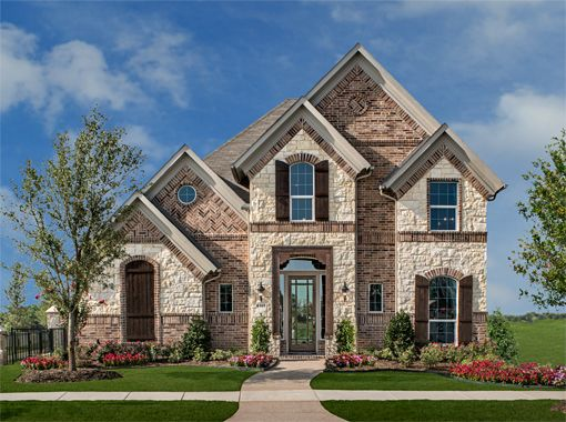 Ridgecrest Collection - Austin Ridge at Lonestar Ranch: Frisco, TX - Landon Homes of Texas