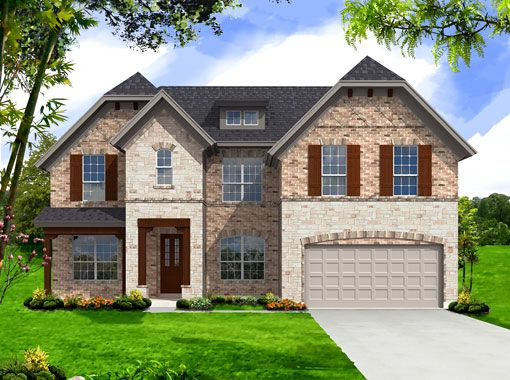 The Reserve at Lakeview by Landon Homes of Texas