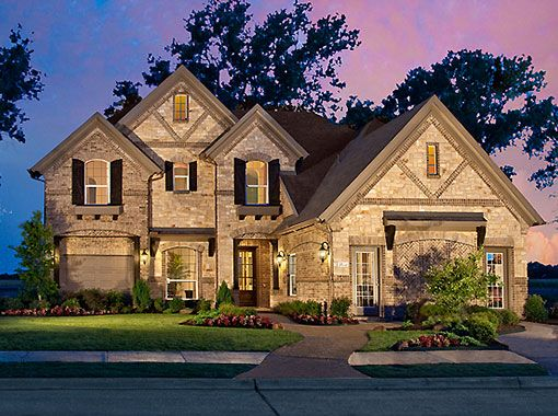 Richwoods Place by Landon Homes of Texas
