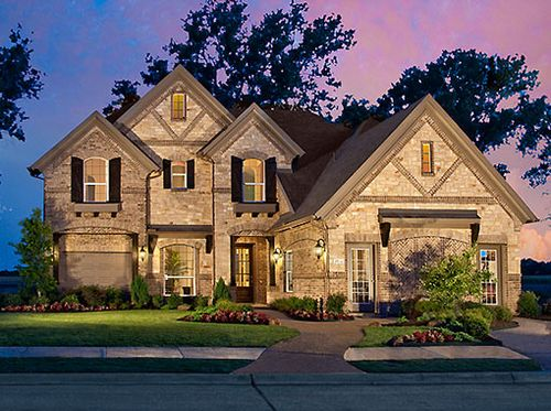 Richwoods Crossing by Landon Homes of Texas in Dallas Texas