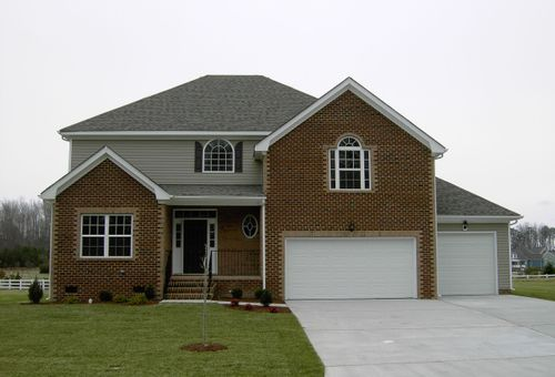 house for sale in The Oaks at Fenton Mill by Lawson Homes