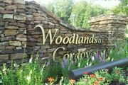 homes in Woodlands of Cordova by Regency Homebuilders