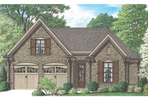 Woodlands of Cordova by Regency Homebuilders in Memphis Tennessee