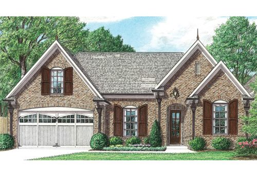 Richland Valley by Regency Homebuilders in Memphis Tennessee