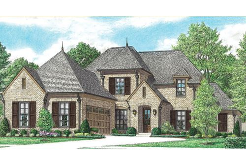 Oaklawn Estates by Regency Homebuilders in Memphis Tennessee