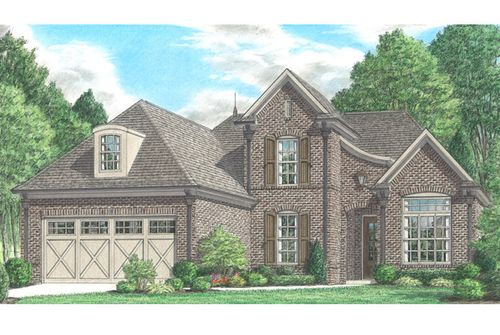 Stone Creek by Regency Homebuilders in Memphis Tennessee