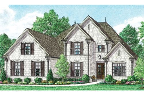 Villages of Riverwood by Regency Homebuilders in Memphis Mississippi
