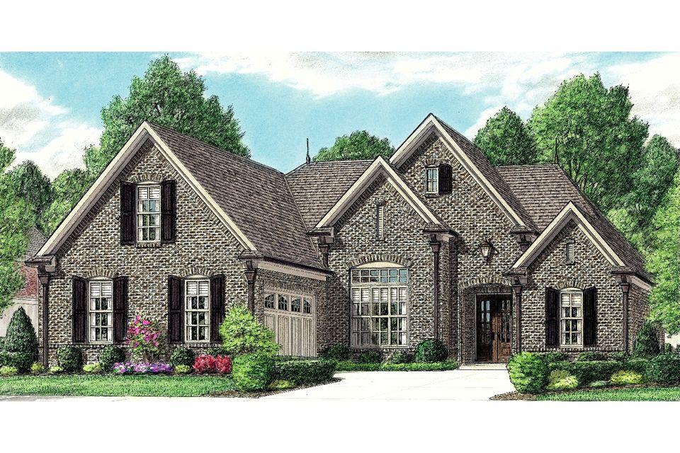 Single Family for Sale at Windsor Park-Bartlett - Delaney 3645 Brunswick Road Memphis, Tennessee 38133 United States