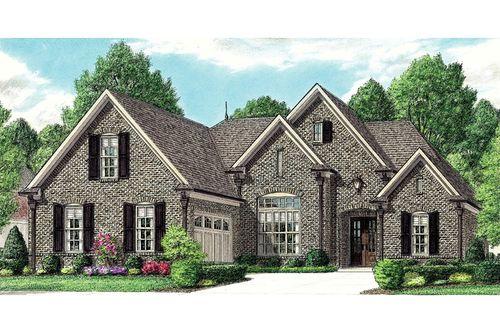 Villages of Riverwood by Regency Homebuilders in Memphis Tennessee