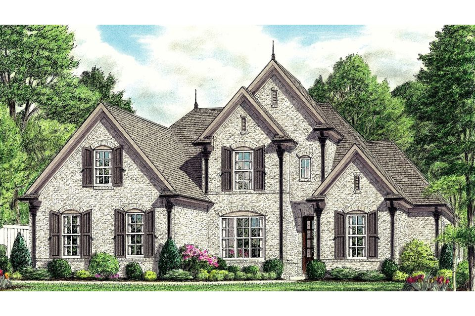 Single Family for Sale at Windsor Park-Bartlett - Riviera 3645 Brunswick Road Memphis, Tennessee 38133 United States