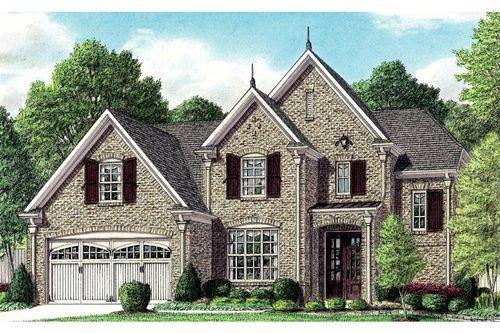 Richland Valley by Regency Homebuilders in Memphis Tennessee