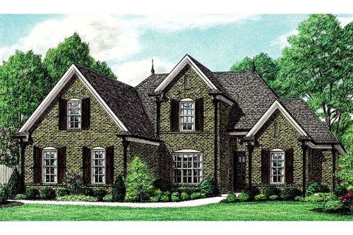 Windsor Park-Bartlett by Regency Homebuilders in Memphis Tennessee