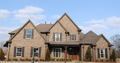 Huntington Pointe by Regency Homebuilders in Memphis Tennessee