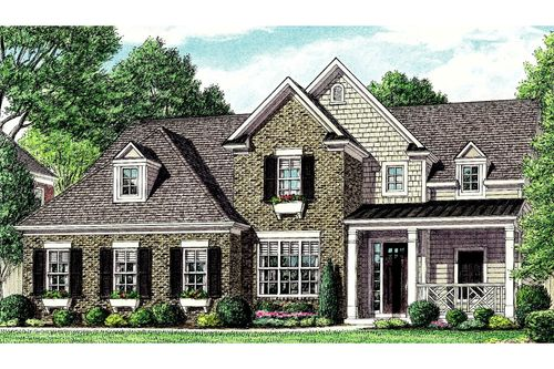 Villages of White Oaks by Regency Homebuilders in Memphis Tennessee