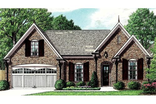 Walker Farms by Regency Homebuilders in Memphis Tennessee